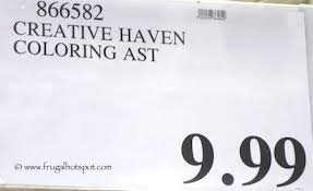 Creative Haven Coloring Book Costco Price