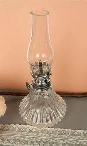 Lamplight Farms Oil Lamp by Rare Hobbs Small