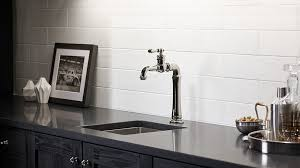 Sink Handles Turn Wrong Way by Artifacts Collection Kohler