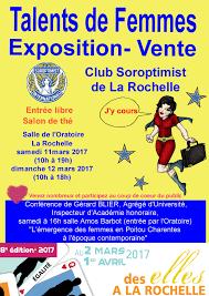club de la rochelle soroptimist international union française