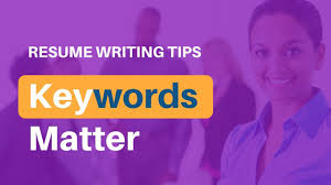 Resume Writing Tips (2017): How To Add KEYWORDS To Your Resume