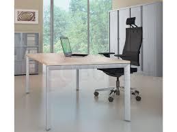 bureau m allique bureau droit arko 140 cm pieds metallique forme d arche