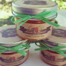 Mason Jar Rustic Wedding Favors 50 4oz Jam Favors