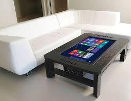 gadget de bureau windows 8 the coffee table touchscreen computer hopefully instead