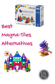 Valtech Magna Tiles Clear Colours 100 Pack by Are Magna Tiles The Best Check Out These Magna Tiles Alternatives
