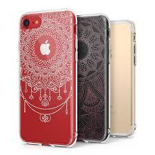 Apple iPhone 7 7 Plus Case Ringke FUSION Clear Case 2 PC DECO Co