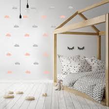 chambre bebe decoration décoration murale sticker chambre bébé déco design chambre bébé