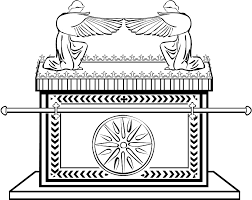 Ark Of The Covenant Coloring Page