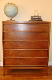 Broyhill Brasilia Dresser Craigslist by Mid Century Lane Tallboy Dresser Danish Style Walnut Chest Of