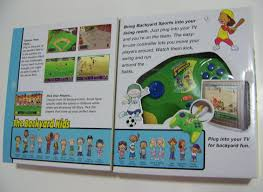 Backyard Baseball Soccer 2 In 1 Plug Game With Controller | EBay The Best Computer Game Youve Ever Played Page 7 Bodybuilding Get Glowing 3 Backyard Games To Play At Night Righthome Seball Field Daddy Made This For Logans Sports Themed Baseball 09 Pc 2008 Ebay Lets Part 29 Playoffs Youtube Nintendo Gamecube 2003 Elderly Ep 2 Part A Peek Into Our Summer Sheri Graham Getting Systems In Place So Wii 400 En Mercado Libre How Became A Cult Classic Computer Game