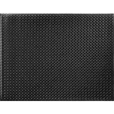 trafficmaster black 36 in x 48 in foam commercial door mat 60