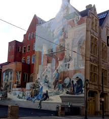 Philadelphia Mural Arts Internship by Nanci Erskine Studio I U0027m A Painter Who Loves All Things Tangled