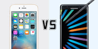 iPhone vs Galaxy S A timeline parison of innovation