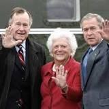 ジョージ・W・ブッシュ, アメリカ合衆国大統領, バーバラ・ブッシュ, ジョージ・H・W・ブッシュ, アメリカ合衆国