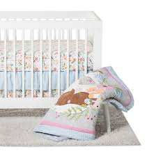 Trend Lab 6pc Crib Bedding Set My Little Friends Tar