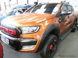 used ford ranger wildtrak 2017 ranger wildtrak for sale quezon