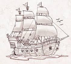 100 Design A Pirate Ship Easy Birthday Cake Cake Decorations