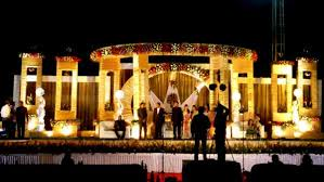 Outdoor Decorations Wedding Receptions