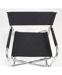 Lightweight Aluminum Directors Chair by Short Folding Directors Chair From Innovative Earth Products