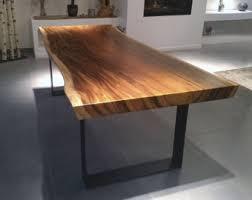 table de cuisine en bois massif tables de cuisine et de salle à manger unique table de salle à