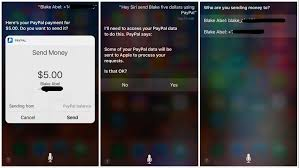 How to use Siri to send people money with PayPal