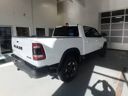 100 4x4 Box Truck 2019 New Ram 1500 Rebel Crew Cab 57 At Bill Deluca Auto