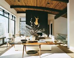 Modern Rustic Design Style Interior
