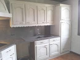 cuisine bois blanchi cuisine bois blanchi decoration cuisine noir blanc bois peinture