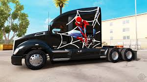 Spiderman Skin For Kenworth Tractor For American Truck Simulator Monster Jam Puff Pillow Truck Spiderman Spiderman Truck Adventure Toy Building Zone Lightning Mcqueen Trouble Cars Cartoon For Kids With And The Us Postal Service Editorial Photography Image Seymour Wi August 4 Pulling Hardees Float With Star Blue Dinoco Mack Disney Mcqueen Spiderman Learn Color W Car And Fun Supheroes Fire Bigfoot Monster S Teaching Numbers To Learning Hot Wheels Jam Vehicle Shop Skin Kenworth Tractor American Simulator Man Wearing A Spiderman Costume Haing On Refight Truck Marvel Playset 4000 Hamleys Toys Games