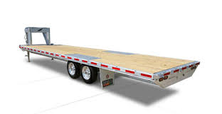 Flatbed Trailers Cargo Trailers