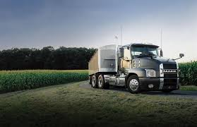 NZ Trucking. Mack Trucks Releases All-new Mack Anthem In The US