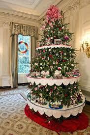 Martha Stewart Rotating Christmas Tree Villages And Ideas Pre Lit