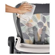 Graco High Chair Blossom Video by Graco Slim Spaces High Chair Target
