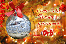 Coca Cola Stylish Christmas Ornaments Orb Bowl Collectibles Brand Tree Ornament Gift American Goods United