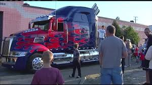 Optimus Prime Makes A Stop In Erie - YOURERIE The Last Knight Armor Optimus Prime Toy Review Bwtf Optimus Prime Drift Truck Gta 5 Transformers Mod Youtube Kenworth T680 Truck Metallic Skin American Heavy Trasnsformers 4 V122 For Euro Artstation Western Star 5700 Op Truck In Detail Midamerica Show Photos Free Shipping Wester Ats 100 Corrected Mod Original Movie Trilogy At Hascon Transformers Studio Series Mode Album On Imgur Tfw2005s Titans Return Ptoshoot News Evasion Mode Gta5modscom