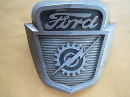 Vintage Ford Truck Hood Emblem 1960 1966 Badge F100 Hotrod | EBay ... How To Make A Ford Belt Buckle 7 Steps 2018 New 2004 2014 F 150 Usa Flag Front Grille Or Rear Tailgate F1blemordf2tailgatecameraf350 Vintage Truck Hood Emblem 1960 1966 Badge F100 Hotrod Ebay Mustang Blue Chrome 408 Stroker 4 Engine Size 52017 F150 Platinum 5 Inch Oem New 19982011 Crown Victoria Trunk Lid Oval Grletailgate Billet Gloss Black Tow Hook 2 Hitch Cover Red Led Light Up