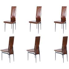 Italian Leather Dining Chairs Modern Ding Chair Tribute Collection Contemporary Danish Teak Black Leather Chairs Set Of 4 Exclusive And Marvin Midcentury Faux 2 Rosewood And Whosale Room Ideas Different Mid Century Best Ding Chairs Room Fniture Italian Mid Century Danish Modern 6 Erik Buck Rosewood Leather Emfurn Fox1705bset2 Fniture By Safavieh