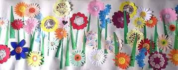 Preschool Spring Craft Projects