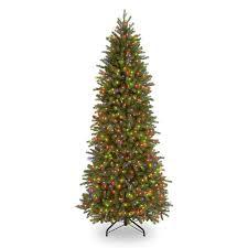 8ft Christmas Tree Homebase by Pre Lit Frasier Fir Christmas Trees Christmas Lights Decoration