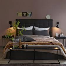 chambre poudré peinture chambre couleur taupe mat poudré ampm idee deco