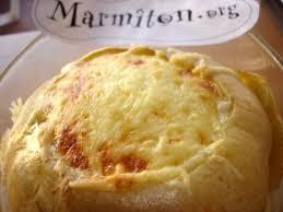 gratin de pâtisson recette de gratin de pâtisson marmiton