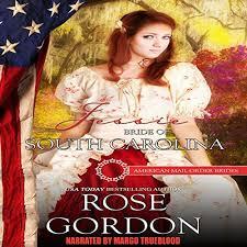 Jessie Bride Of South Carolina Audiobook Cover Art