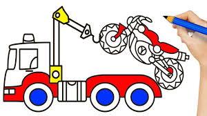 Motorbike Colouring Pages At GetDrawings.com | Free For Personal Use ... Better Tow Truck Coloring Pages Fire Page Free On Art Printable Salle De Bain Miracle Learn Colors With And Excavator Ekme Trucks Are Tough Clipart Resolution 12708 Ramp Truck Coloring Page Clipart For Kids Motor In Projectelysiumorg Crane Tow Pages Print Christmas Best Of Design Lego 2018 Open Semi Here Home Big Grig3org New Flatbed