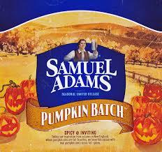 Harvest Pumpkin Ale by Samuel Adams Pumpkin Batch Ale Review