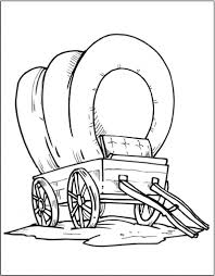 Spookley The Square Pumpkin Coloring Pages by The Elegant Covered Wagon Coloring Page Regarding Encourage In