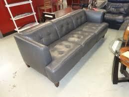 Alessia Leather Sectional Sofa by Alessia Leather Sofa Slate Sofa Hpricot Com