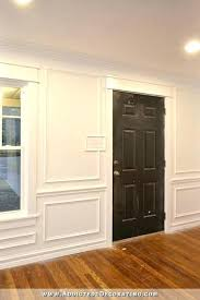 Picture Frame Molding Ideas Best Moulding Images On Home Crown Dining Room