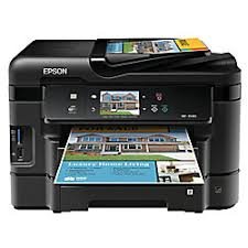 Epson WorkForce WF 3540 All in e Printer Copier Scanner Fax by