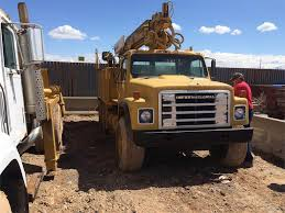 100 Derrick Trucks 1979 International F1954 Digger Truck For Sale Salt Lake