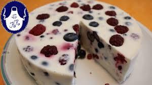 sommer joghurt frucht torte ohne boden